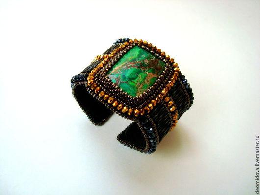 """Браслеты ручной работы. Ярмарка Мастеров - ручная работа. Купить """"Анк-Су-Намун"""" браслет в египетском стиле. Handmade. Египет"""