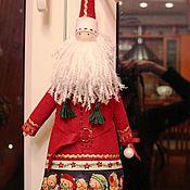 Куклы и игрушки ручной работы. Ярмарка Мастеров - ручная работа Санта. Handmade.