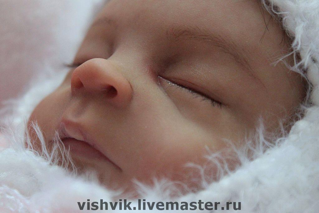 Кукла Реборн Рада, Куклы Reborn, Москва,  Фото №1
