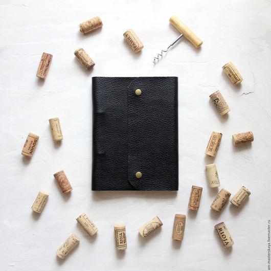 Блокноты ручной работы. Ярмарка Мастеров - ручная работа. Купить Кожаный блокнот. Handmade. Ежедневник, ежедневники, подарок подруге