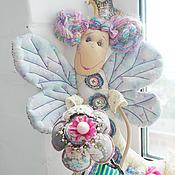 Куклы и игрушки ручной работы. Ярмарка Мастеров - ручная работа Джинсовая Принцесса. Handmade.