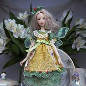 """Куклы и игрушки ручной работы. Ярмарка Мастеров - ручная работа Шарнирная полиуретановая кукла """"Фея Мармеладка"""". Handmade."""