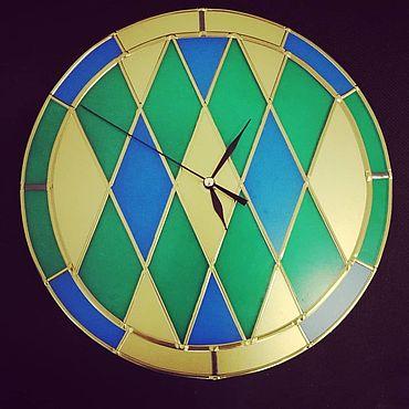 """Для дома и интерьера ручной работы. Ярмарка Мастеров - ручная работа Часы: """"Классика"""". Handmade."""