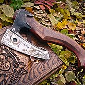 Сувениры и подарки handmade. Livemaster - original item Forged axe Korean. Handmade.
