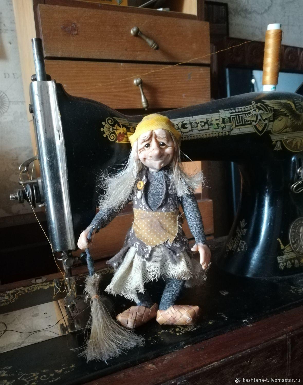 Ягуличка, Портретная кукла, Санкт-Петербург,  Фото №1