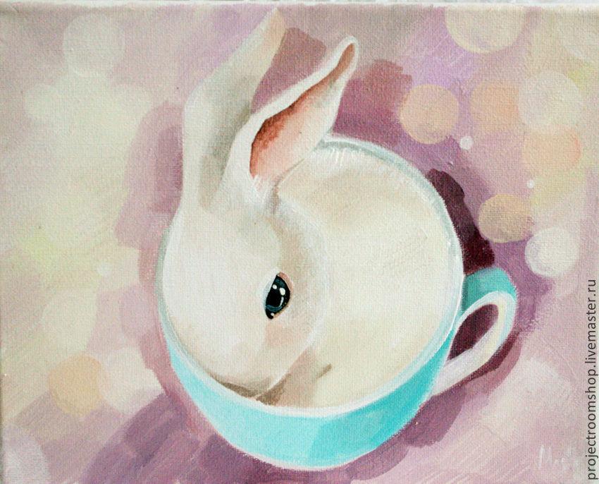 покрытия кролики в кружках картинки нанесет близкий человек