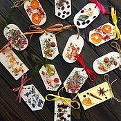 Свечи ручной работы. Ярмарка Мастеров - ручная работа Флорентийское саше. Handmade.