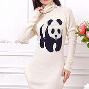 """Одежда ручной работы. Ярмарка Мастеров - ручная работа Платье """"Панда"""". Handmade."""