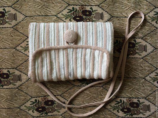 Женские сумки ручной работы. Ярмарка Мастеров - ручная работа. Купить Женственная аккуратная сумочка. Handmade. Сумка женская, ткань