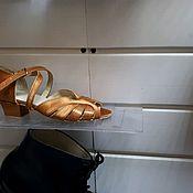 Босоножки ручной работы. Ярмарка Мастеров - ручная работа Танцевальные туфли для девочки. Handmade.