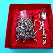 Подарки к праздникам handmade. Livemaster - original item Gift Cup holder