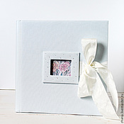 Свадебный салон ручной работы. Ярмарка Мастеров - ручная работа Альбом для фотографий Классика. Handmade.