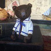Куклы и игрушки ручной работы. Ярмарка Мастеров - ручная работа Little sailor серия маленькие ворчуны. Handmade.