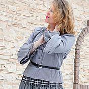 """Одежда ручной работы. Ярмарка Мастеров - ручная работа Блуза бохо """"Украшение"""". Handmade."""