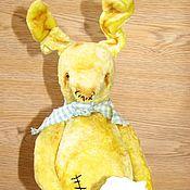 Куклы и игрушки ручной работы. Ярмарка Мастеров - ручная работа Зефирный Заяц. Handmade.