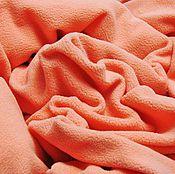 """Материалы для творчества ручной работы. Ярмарка Мастеров - ручная работа Флис односторонний , цвет """"лососевый"""" или """" коралловый"""". Handmade."""