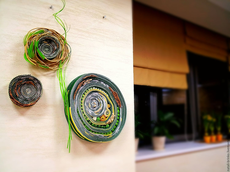 Флористические объекты 2  Круги на воде, Фитодизайн, Иркутск,  Фото №1