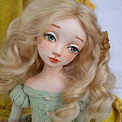 """Куклы и игрушки ручной работы. Ярмарка Мастеров - ручная работа кукла""""Florianа"""". Handmade."""
