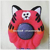 Куклы и игрушки ручной работы. Ярмарка Мастеров - ручная работа Игрушка на объектив тигренок. Handmade.