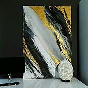 Картины и панно ручной работы. Ярмарка Мастеров - ручная работа Картина Золотые Ветра. Handmade.