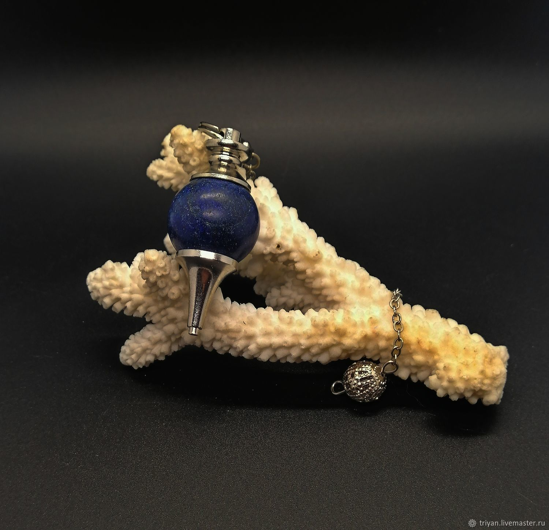 A pendulum made of lapis lazuli, Pendulum, Moscow,  Фото №1