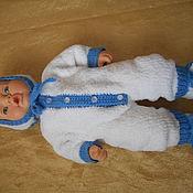 Работы для детей, ручной работы. Ярмарка Мастеров - ручная работа Плюшевый комплект для малыша. Handmade.