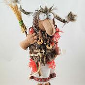"""Куклы и игрушки ручной работы. Ярмарка Мастеров - ручная работа Баба-Яга """"Пойдем потратим деньги"""". Handmade."""