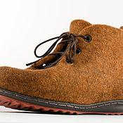 """Обувь ручной работы. Ярмарка Мастеров - ручная работа Полуботинки """"Calvados"""". Handmade."""