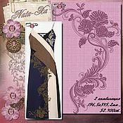 Материалы для творчества handmade. Livemaster - original item Romance 2. Design for machine embroidery.. Handmade.