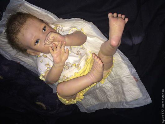 Куклы-младенцы и reborn ручной работы. Ярмарка Мастеров - ручная работа. Купить Кукла Реборн. Handmade. Младенец, Махер