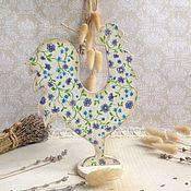 Подарки к праздникам ручной работы. Ярмарка Мастеров - ручная работа Петя - петушок - интерьерная игрушка. Handmade.