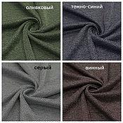 Материалы для творчества handmade. Livemaster - original item Fabric: JACQUARD JERSEY-GERMANY4 COLORS. Handmade.