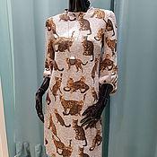 Одежда ручной работы. Ярмарка Мастеров - ручная работа Платье кошки. Handmade.