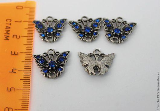 бабочка подвеска 35 руб шт