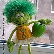 Куклы и игрушки ручной работы. Ярмарка Мастеров - ручная работа Крошка Блум. Handmade.