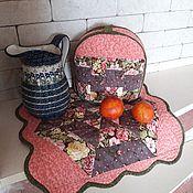Для дома и интерьера ручной работы. Ярмарка Мастеров - ручная работа Комплект кухонный. Handmade.