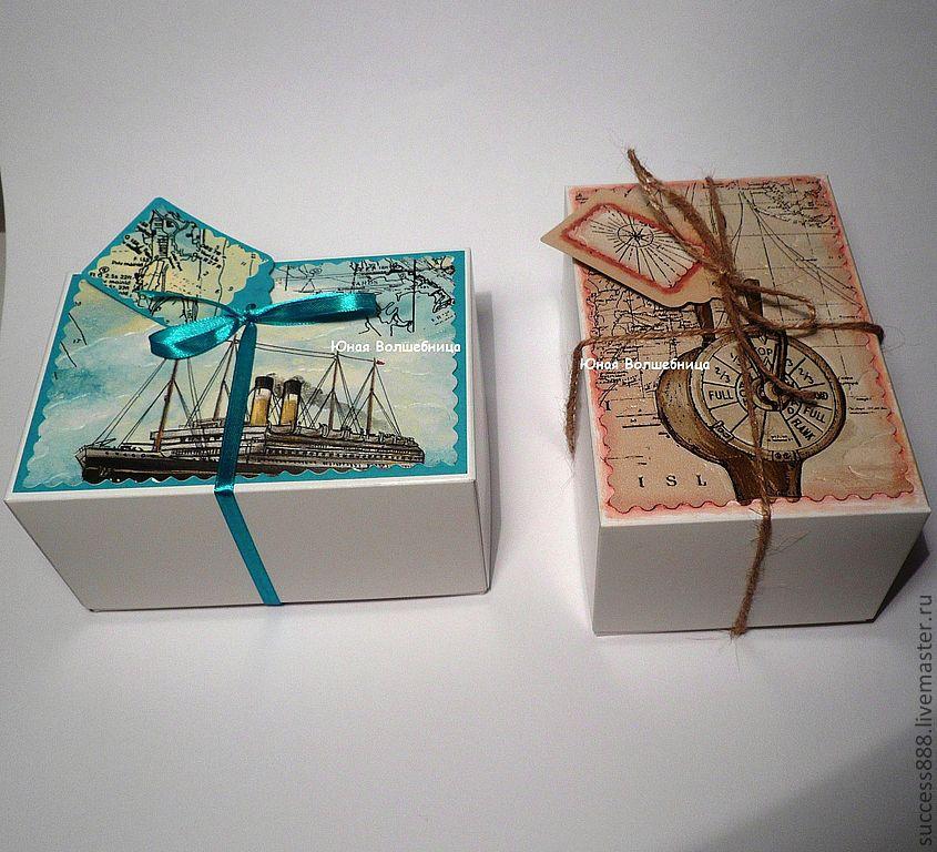 Подарок  на морскую тему