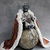 """Куклы и пупсы ручной работы. Ярмарка Мастеров - ручная работа Мишка тедди """"Король"""".Коллекция """"Маленький Принц"""". Handmade."""