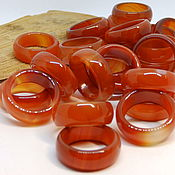 Украшения handmade. Livemaster - original item Ring of carnelian, agate wide 20 p-R. Handmade.