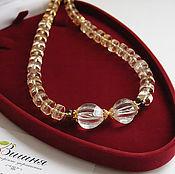 Украшения handmade. Livemaster - original item Silver necklace