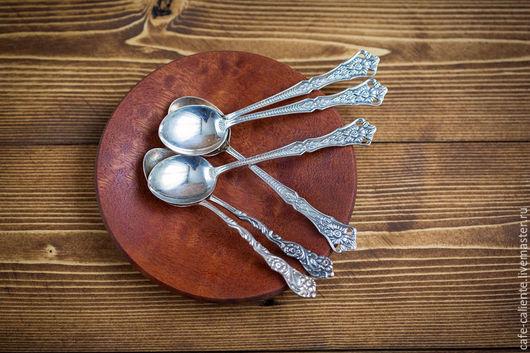 Винтажные кофейные ложечки от Кофе Калиенте