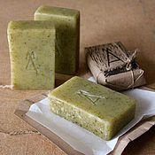 Косметика ручной работы handmade. Livemaster - original item Soap I with chamomile and lavender 125-130 g. Handmade.