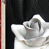 Цветы и флористика ручной работы. Ярмарка Мастеров - ручная работа Роза для букетов 1 штука ( цвет в ассотрименте). Handmade.