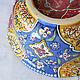 Тарелки ручной работы. Керамика в восточном стиле. Ceramic Tales by Valentina Fadeeva. Ярмарка Мастеров. Восточный стиль, обжиг