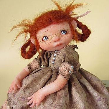 """Куклы и игрушки ручной работы. Ярмарка Мастеров - ручная работа """"Умничка Манон"""". Handmade."""