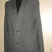 Одежда ручной работы. Ярмарка Мастеров - ручная работа Жакет мужской. Handmade.