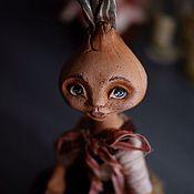 Куклы и игрушки ручной работы. Ярмарка Мастеров - ручная работа Кукла Чиполлино. Handmade.