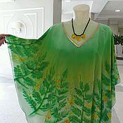 Одежда handmade. Livemaster - original item Tunic`s a serape
