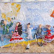 Куклы и игрушки ручной работы. Ярмарка Мастеров - ручная работа Лето, солнце, море, пляж! Ура!. Handmade.