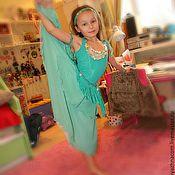 """Одежда ручной работы. Ярмарка Мастеров - ручная работа Костюм для балета """"Эсмеральда"""". Handmade."""